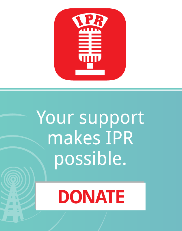 Your support makes IPR possible. Donate today!