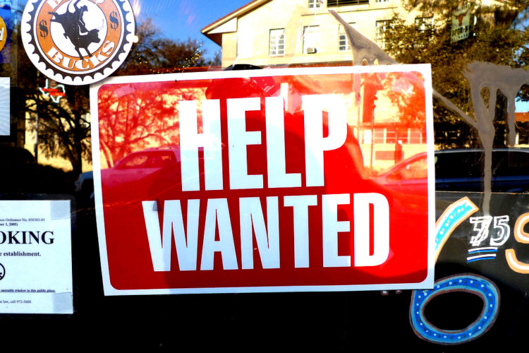 Indiana's unemployment rate rose to 4.1 percent. (Andreas Klinke Johannsen/Flickr)
