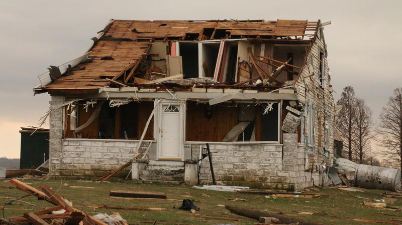 tornado history in southern indiana Destructive tornado in central indiana, national weather service says indianapolis-- at least two tornadoes struck cities in central indiana on.