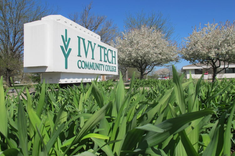 Ivy Tech Community College is second in the nation for students using Pell Grants to attend college. (Kyle Stokes/Stateimpact Indiana)