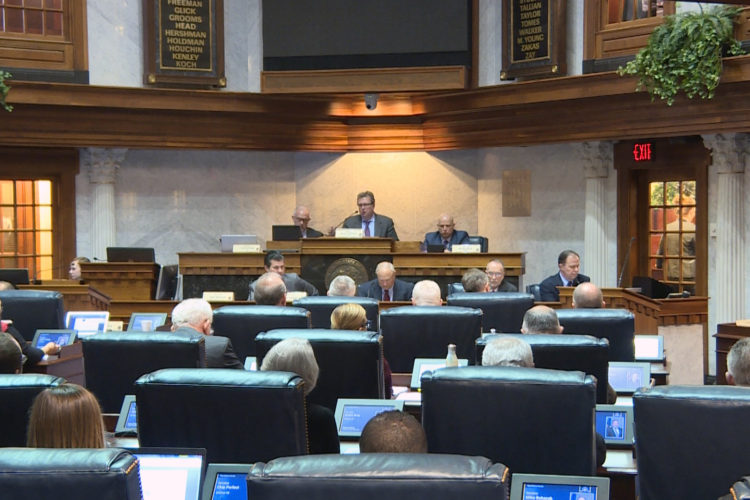 The Senate committee passed the amendment 11-2 on Tuesday. (Lauren Chapman/IPB News)