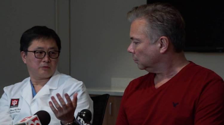 Dr. I-Wen Wang & Steve Gilland