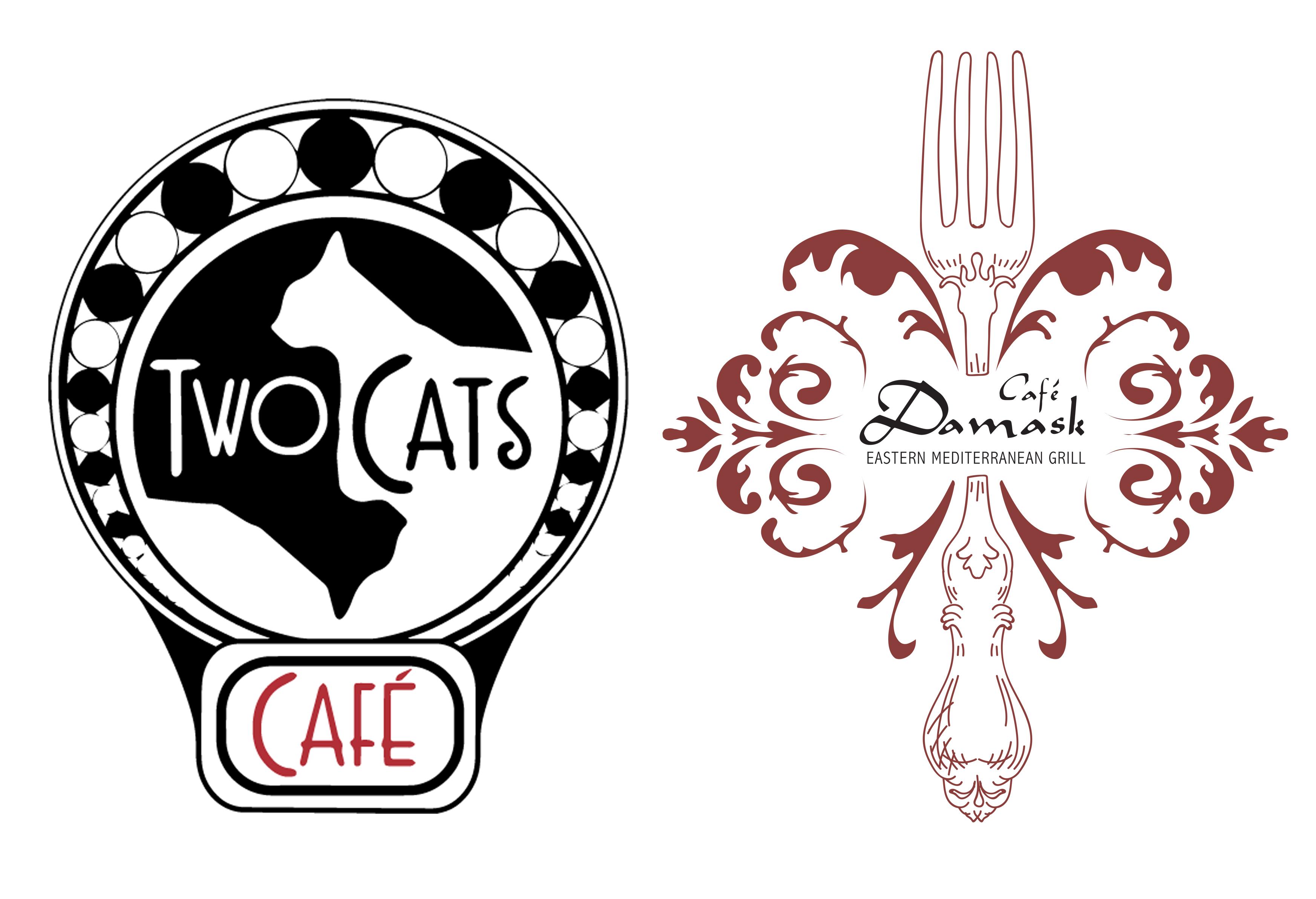 Two Cats Cafe/Damask Cafe