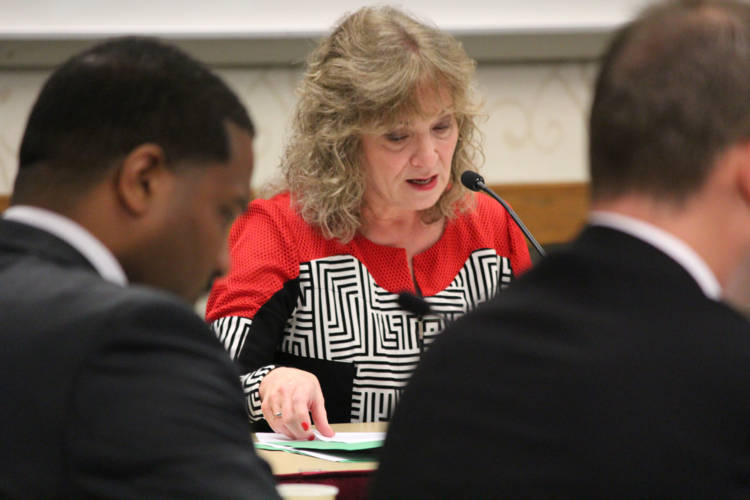 Glenda Ritz, former Indiana Superintendent of Public Instruction, will head up a new education consulting firm. (Rachel Morello/StateImpact Indiana)
