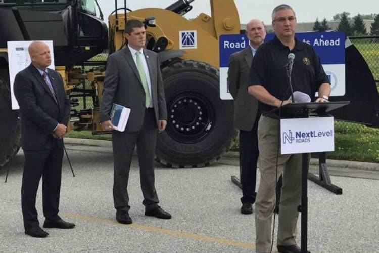The plan would result in 10,000 miles of existing highways being resurfaced.