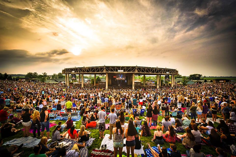 Noblesville Amphitheater Gets Fourth Name In 29 Years