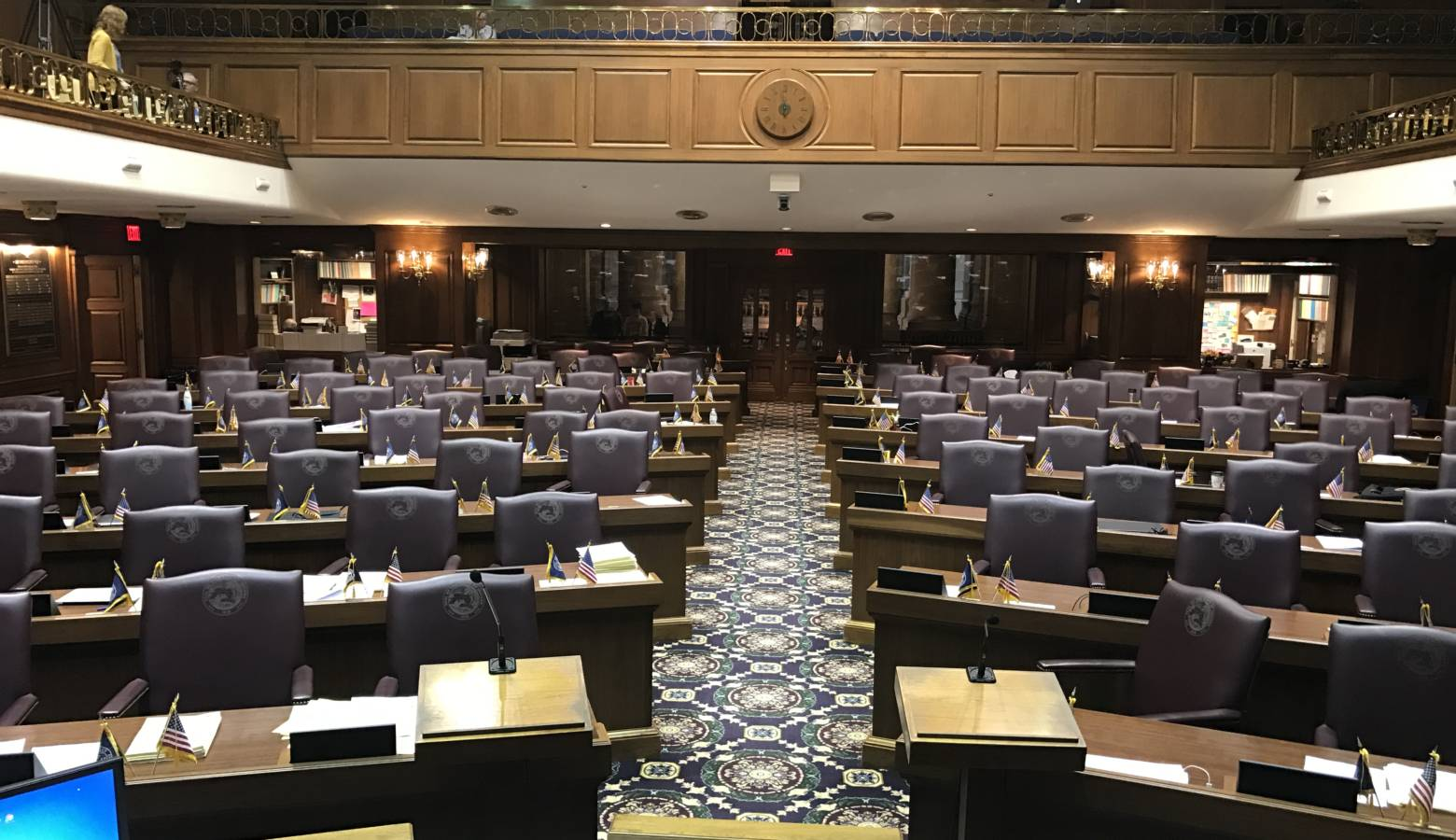 Health care providers across the state will be subject to new reporting requirements when it comes to complications from abortions under legislation approved in the House Wednesday. (Brandon Smith/IPB News)