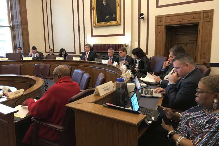 The House Public Policy Committee rejected some changes to an anti-abortion bill. (Brandon Smith/IPB News)