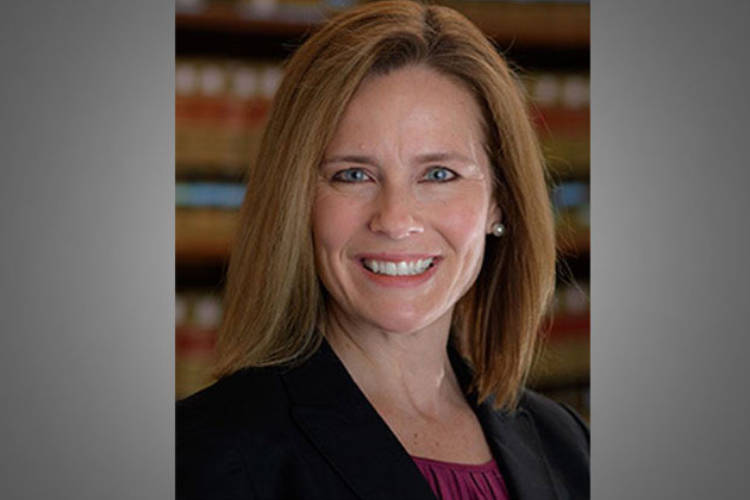 Seventh Circuit Court of Appeals Judge Amy Coney Barrett is on President Donald Trump's list of potential Supreme Court nominees.