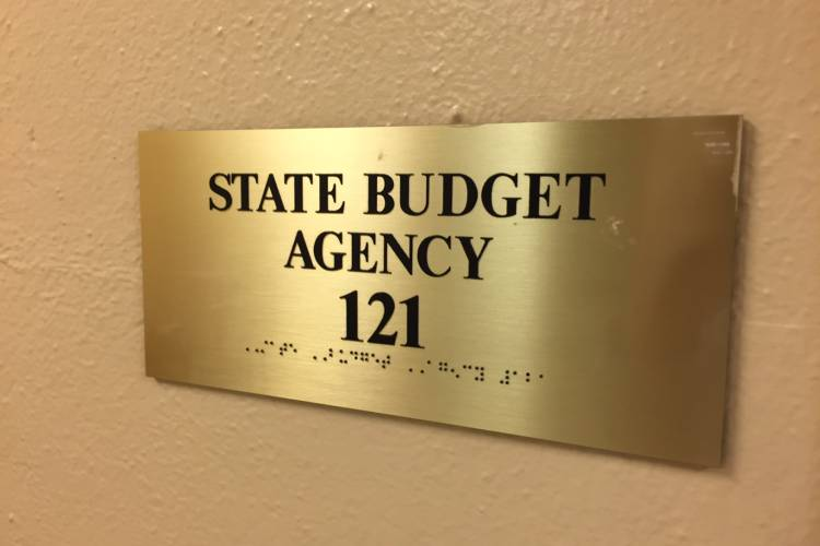 Indiana's tax collections came in below target last month, dipping after a strong September. (Brandon Smith/IPB News)
