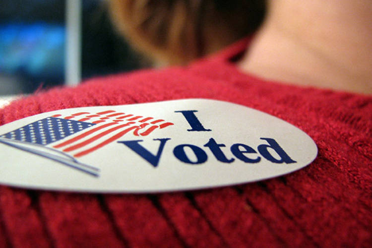 Indiana's early voting turnout this year is well ahead of the last two midterm elections. (Jessica Whittle Photography/Flickr)