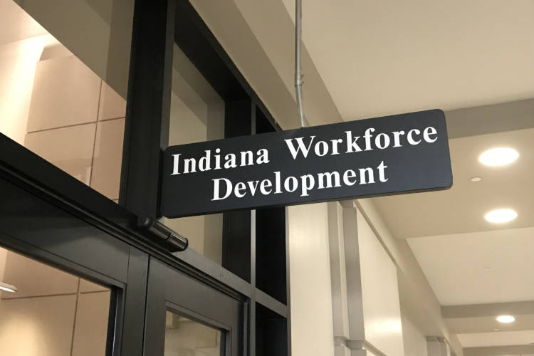 Indiana's latest employment numbers are largely positive after the Hoosier private sector added jobs in November. (Brandon Smith/IPB News)