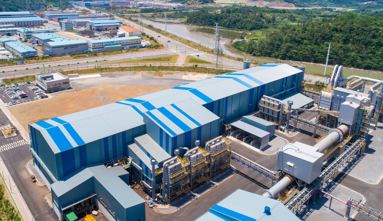 Rendering of Similar Facility