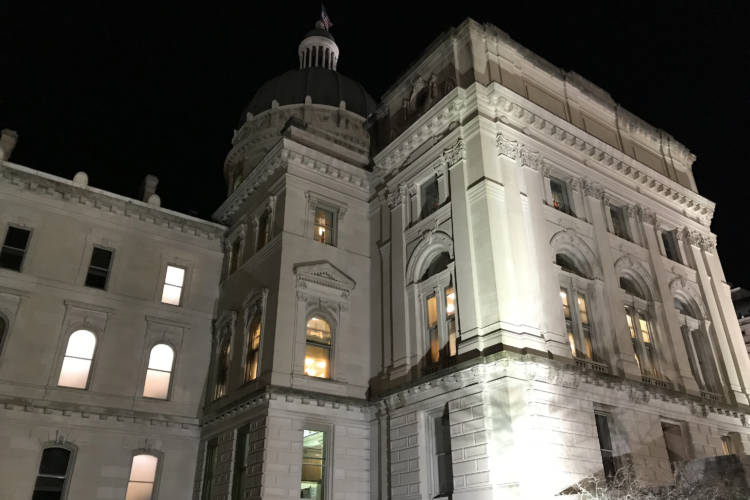 """Indiana lawmakers want to give victims of so-called """"revenge porn"""" the ability to bring lawsuits in civil court. (Brandon Smith/IPB News)"""