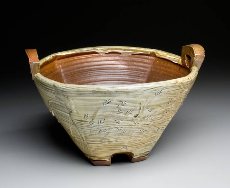 John Peterson - Cache Pot - 1997