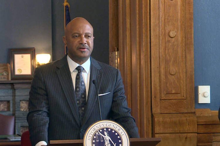 Attorney General Curtis Hill (Lauren Chapman/IPB News)