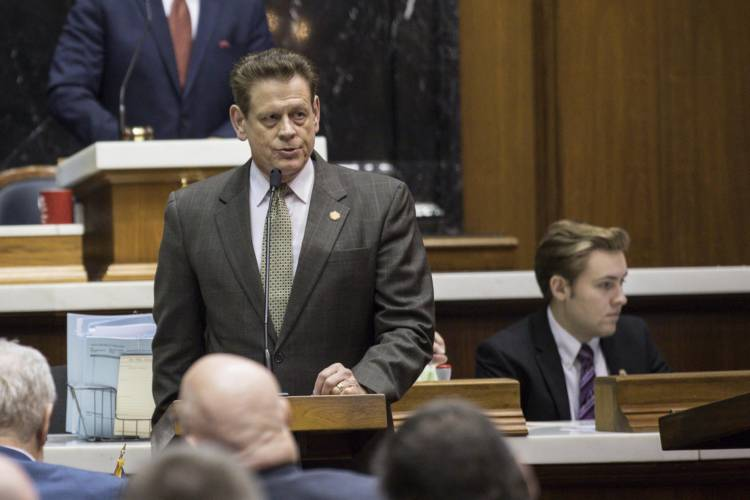 Rep. David Frizzell (R-Indianapolis). (Photo courtesy of Indiana House Republicans)