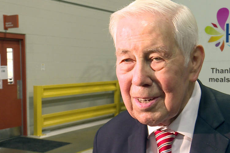 Former Sen. Richard Lugar (R-Ind.) passed away April 28. (Lauren Chapman/IPB News)