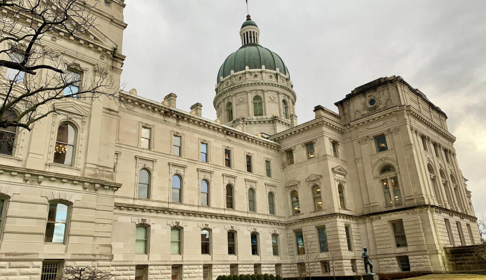 The bill will fund adult high school diploma programs based on performance – not just enrollment. (Brandon Smith/IPB News)
