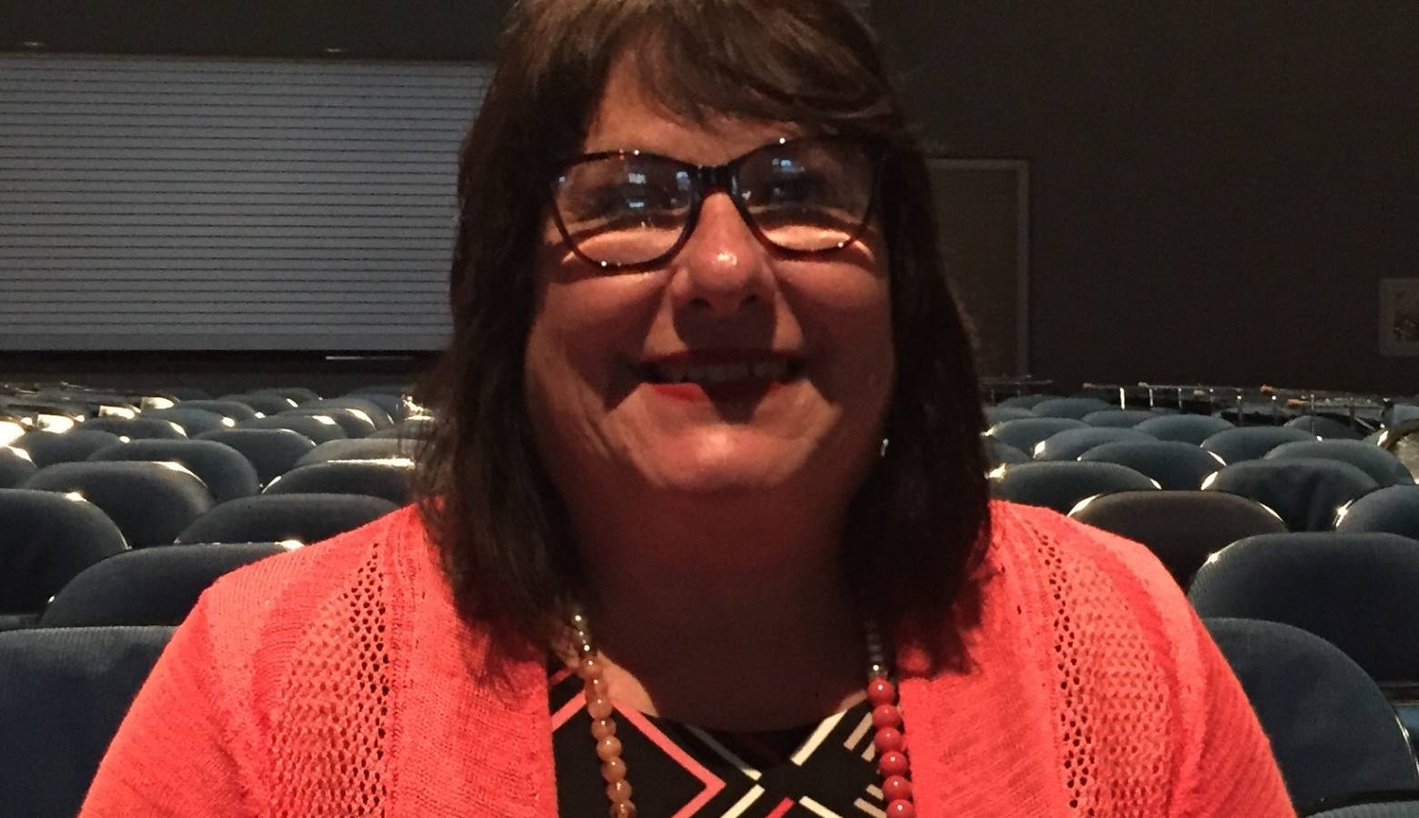 American Association of Nurse Practitioner President Joyce Knestrick attended an annual conference in Indianapolis. (Jill Sheridan IPB News)