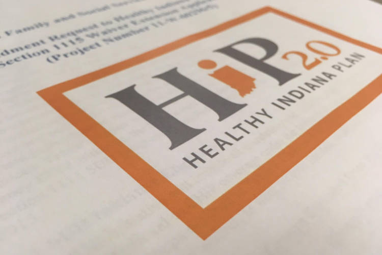 An estimated 70,000 to 80,000 on HIP, Indiana's Medicaid expansion program, may have to comply with work requirements if they don't meet certain exemptions. (FILE PHOTO: Sarah Fentem/Side Effects Public Media)