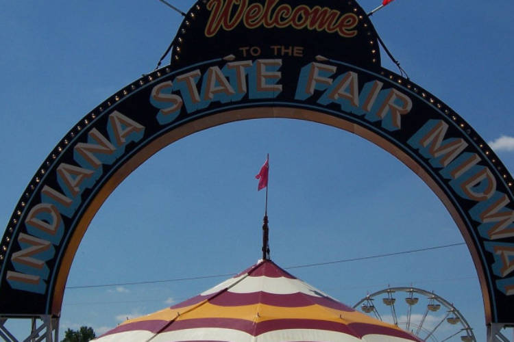 The Indiana State Fair runs from August 2nd to August 18th.