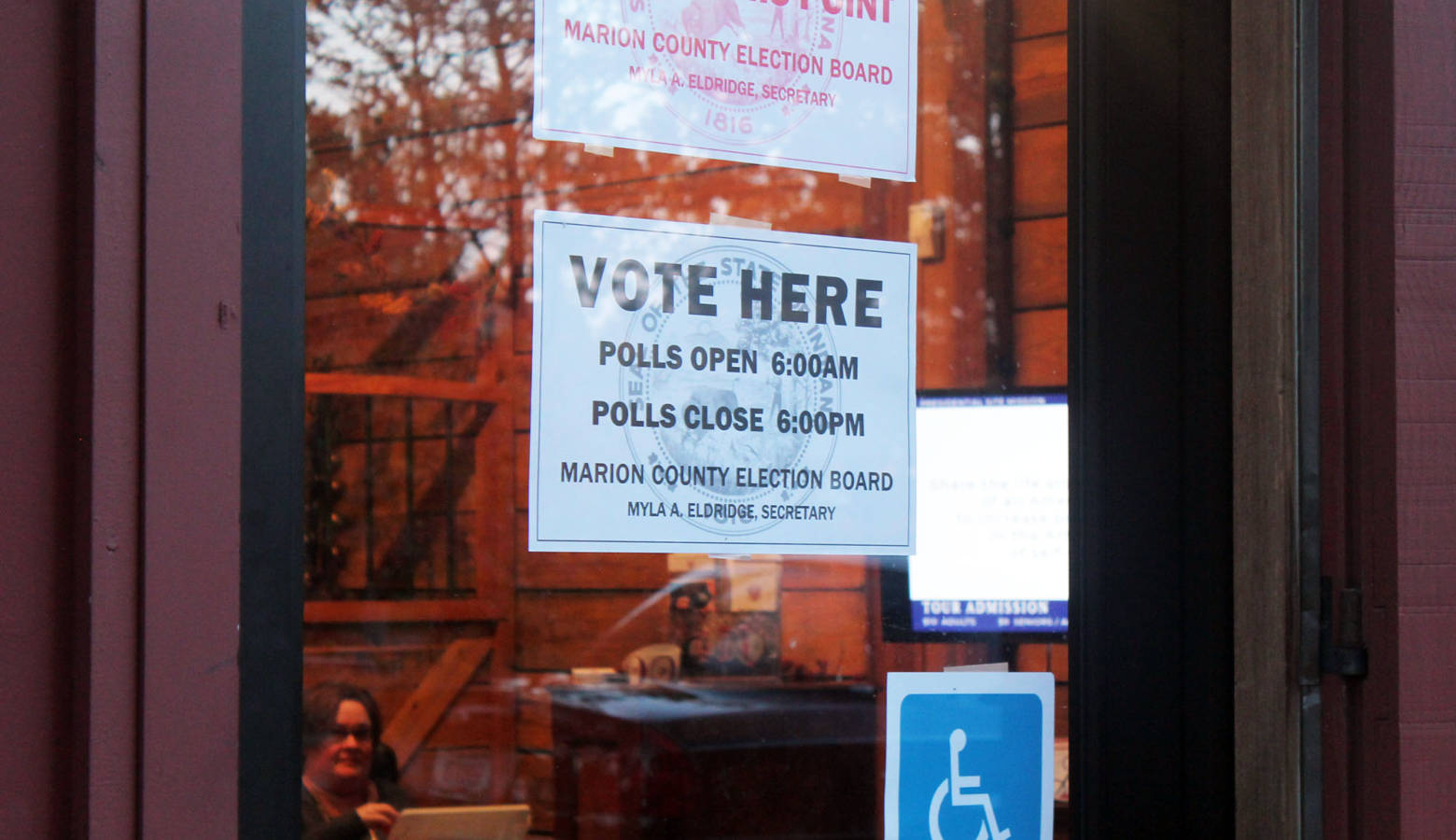 One of Indiana's methods to purge voter rolls will remain shut down after a federal appeals court decision. (Lauren Chapman/IPB News)