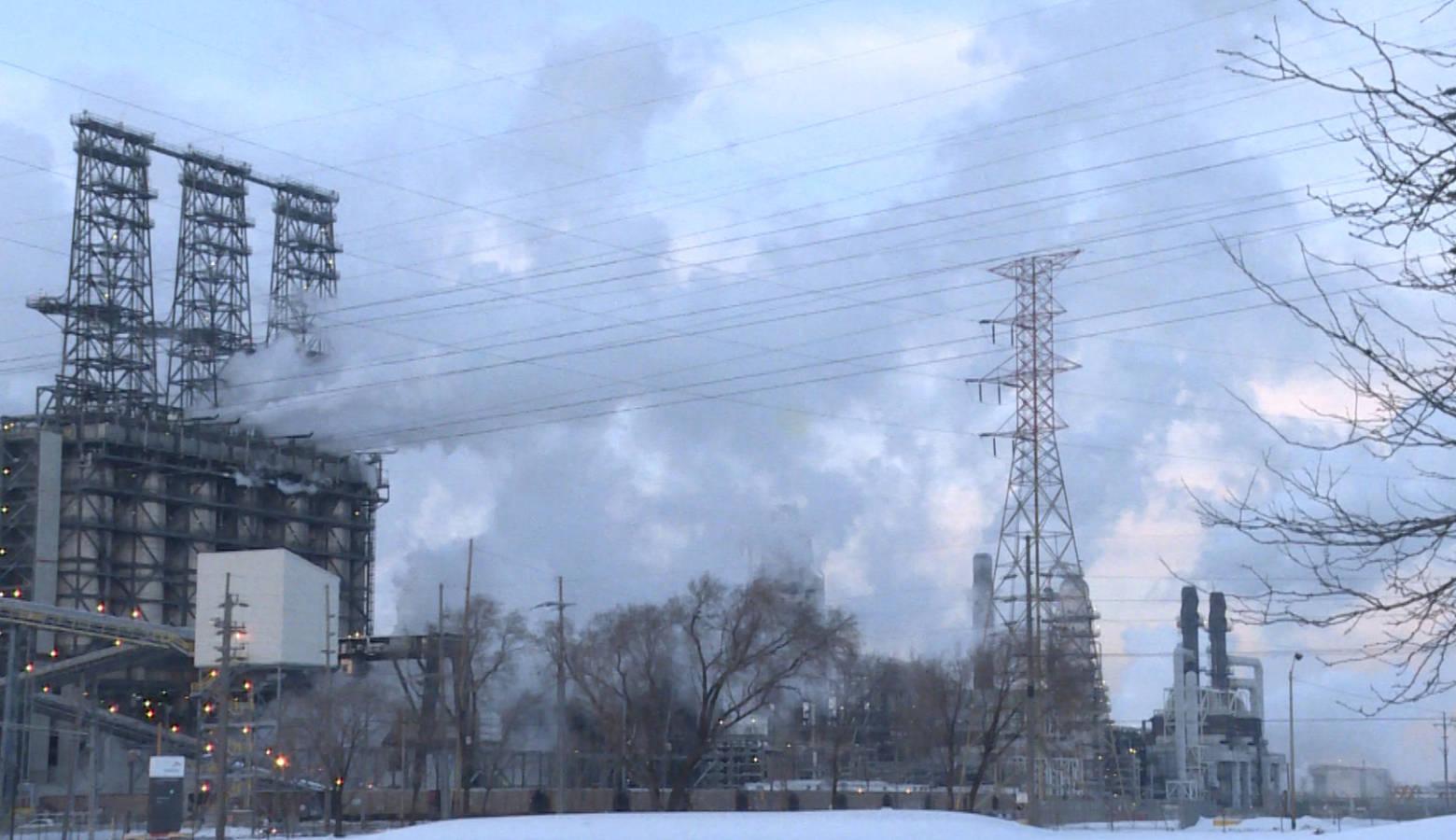 BP's Whiting Refinery (FILE PHOTO: Tyler Lake/IPB News)