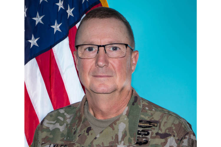 Col. R. Dale Lyles was named the new adjutant general of the Indiana National Guard. (Provided by the Governor's Office)