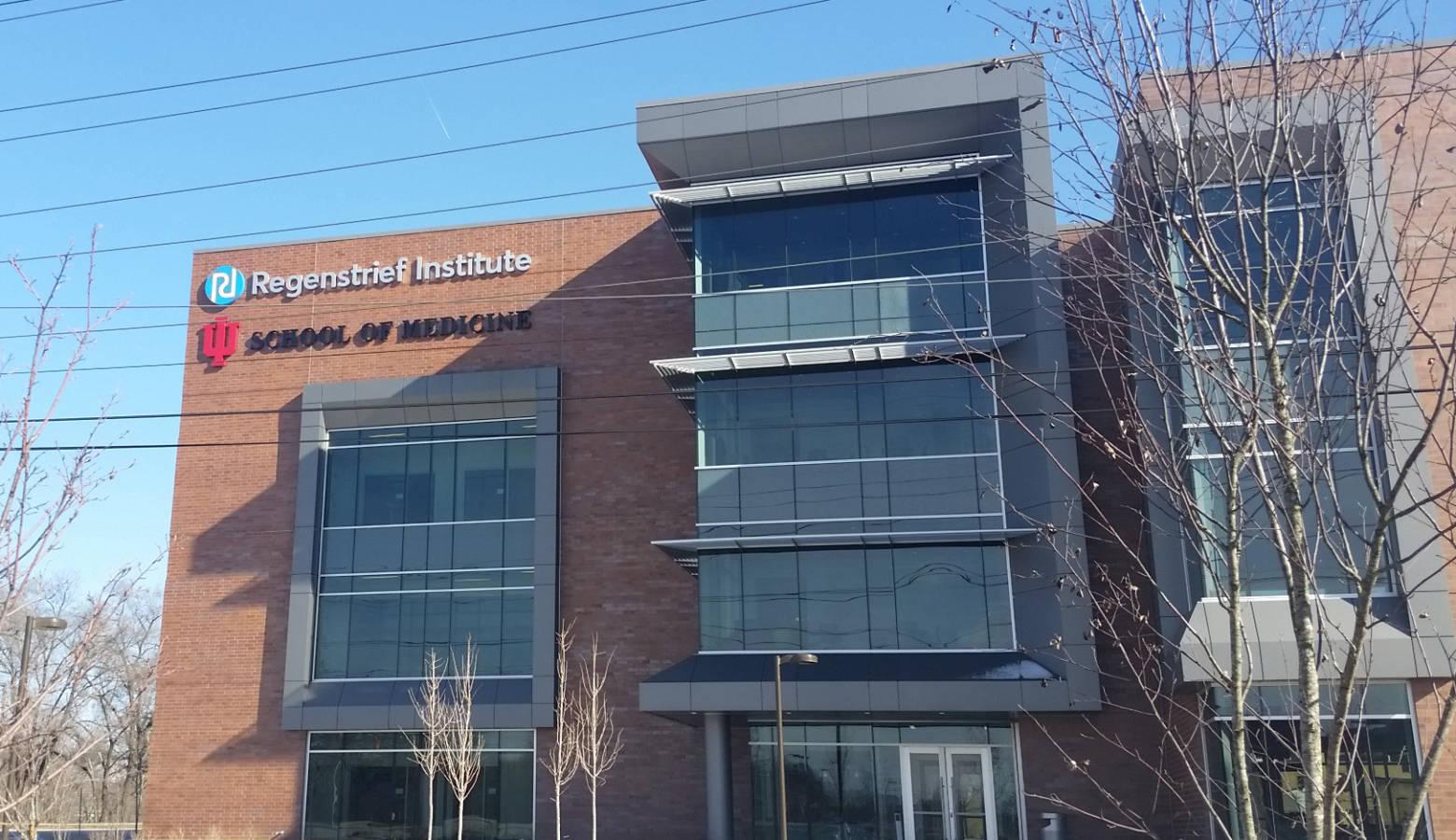 Regenstrief Institute, Indiana University School of Medicine (Lauren Chapman/IPB News)