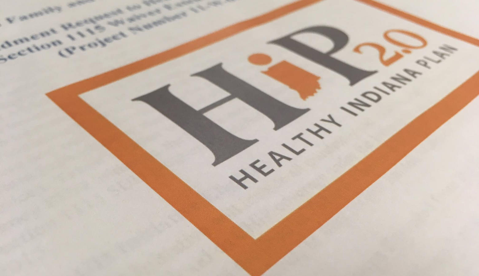 An estimated 70,000 on HIP, Indiana's Medicaid expansion program, would have had to comply with work requirements if they don't meet certain exemptions. (FILE PHOTO: Sarah Fentem/Side Effects Public Media)