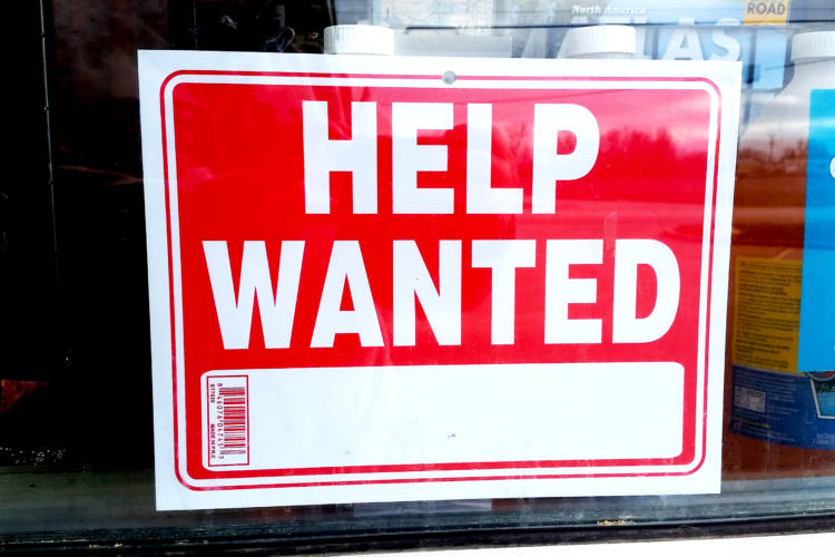 Indiana's unemployment rate remained at a nearly two-decade low in October, 3.2 percent. (Lauren Chapman/IPB News)