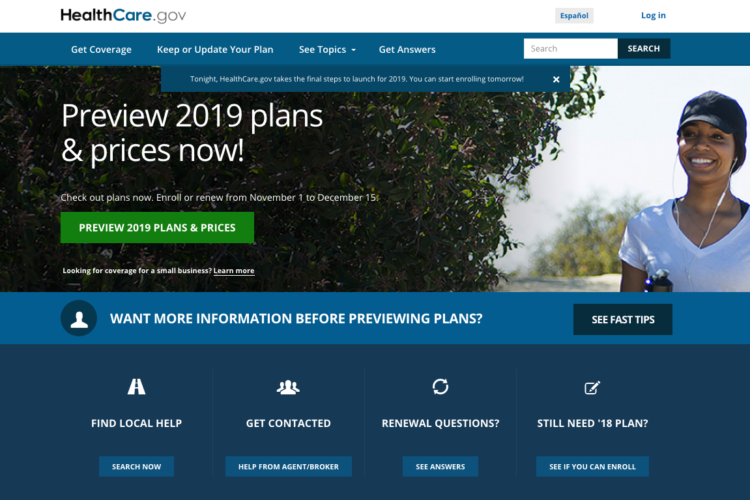 (healthcare.gov)