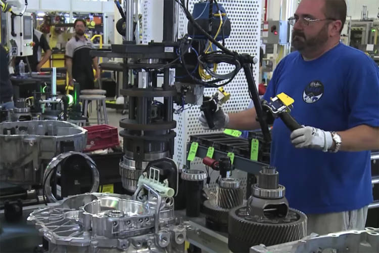 The Fiat Chrysler Tipton plant employs more than 950 workers.  (Fiat Chrysler North America/YouTube)