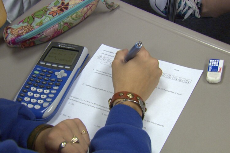 Indiana teachers and schools will be shielded from penalties from last year's poor statewide standardized test scores. (FILE PHOTO: WFIU/WTIU)