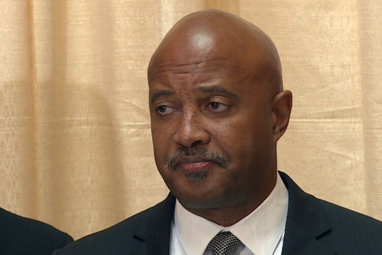 A disciplinary hearing officer says Attorney General Curtis Hill's law license should be suspended for 60 days without automatic reinstatement after four women accused him of sexual misconduct. (FILE PHOTO: WFIU/WTIU)