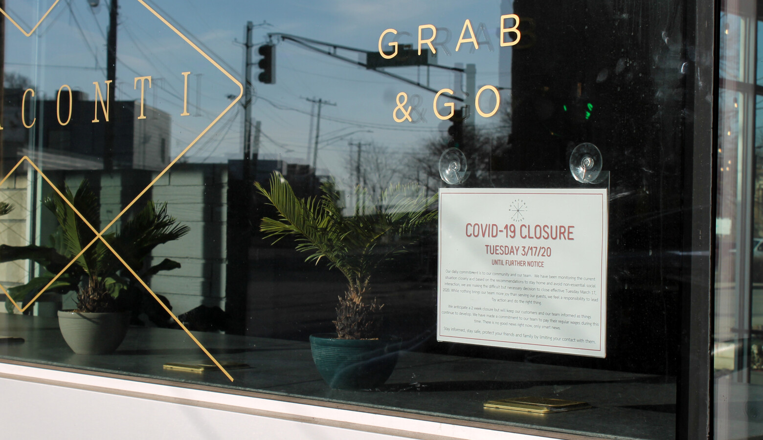 Small businesses with fewer than 50 people, that generate less than $5 million in revenue, are eligible for grants depending on how much revenue has been lost due to COVID-19. (Lauren Chapman/IPB News)