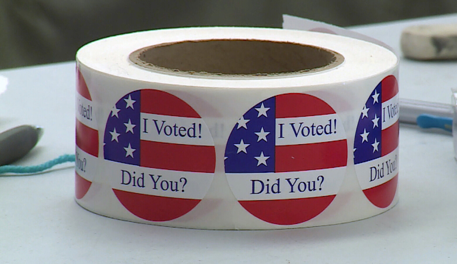 Nearly 550,000 Hoosiers requested absentee ballots for the 2020 primary - a huge increase from prior years after the state expanded vote-by-mail to anyone who wanted it. (FILE PHOTO: Steve Burns/WTIU)