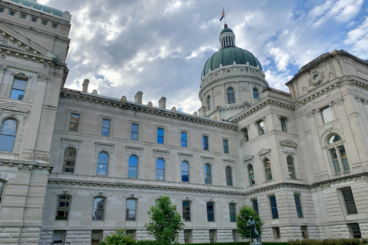 State agencies have been asked to cut their budgets by 15 percent, and colleges and universities are facing funding cuts of 7 percent. (Brandon Smith/IPB News)