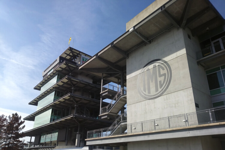 Indianapolis Motor Speedway will host the Indy 500 Aug. 23 with a limited number of spectators. (Lauren Chapman/IPB News)