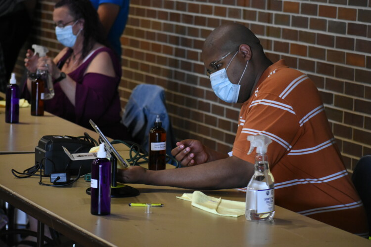 Indiana's June primary had both in-person voting and expanded vote-by-mail. (Justin Hicks/IPB News)