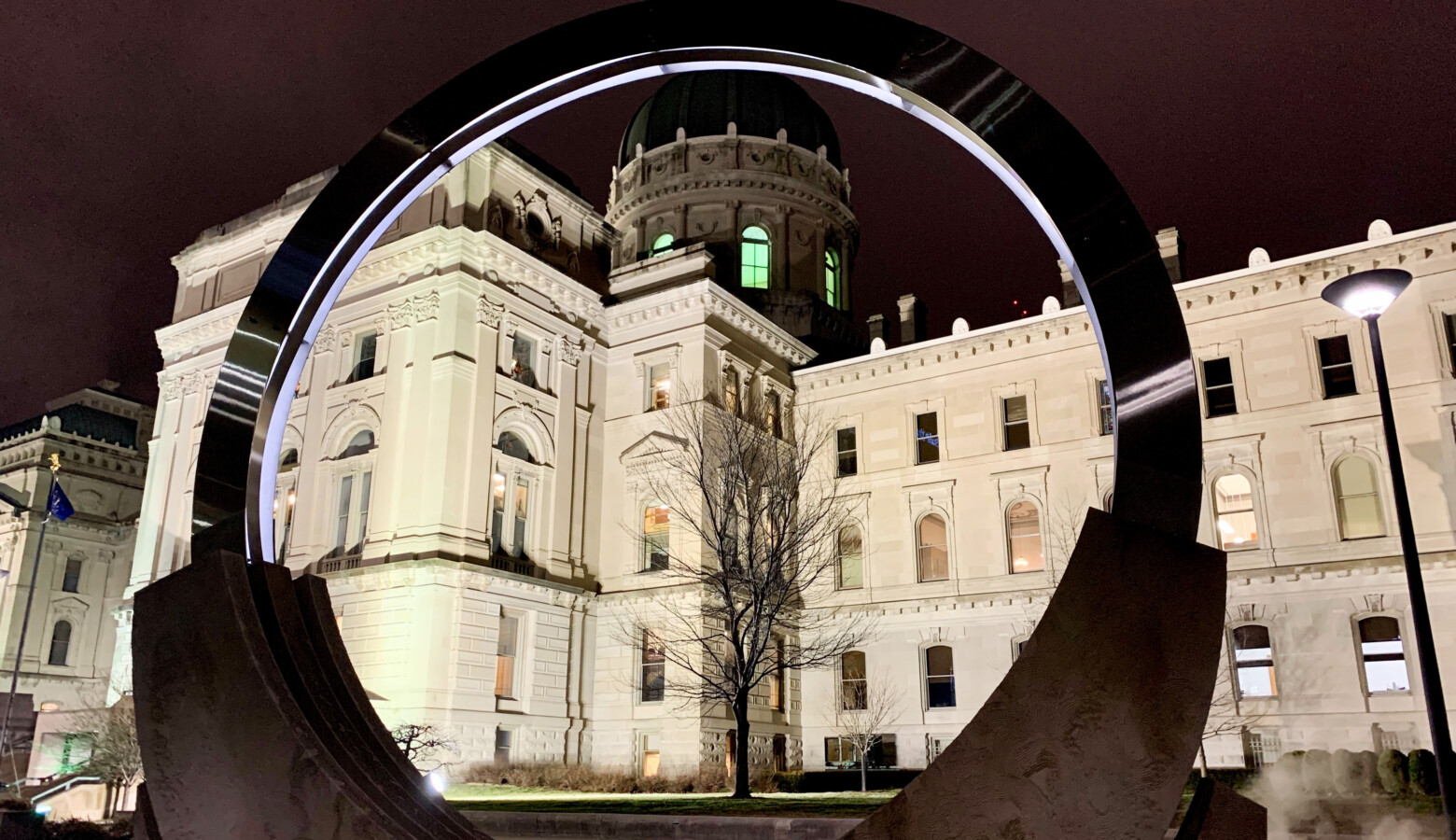 The vast majority of laws passed each year by the Indiana General Assembly take effect either immediately or on July 1. (Brandon Smith/IPB News)