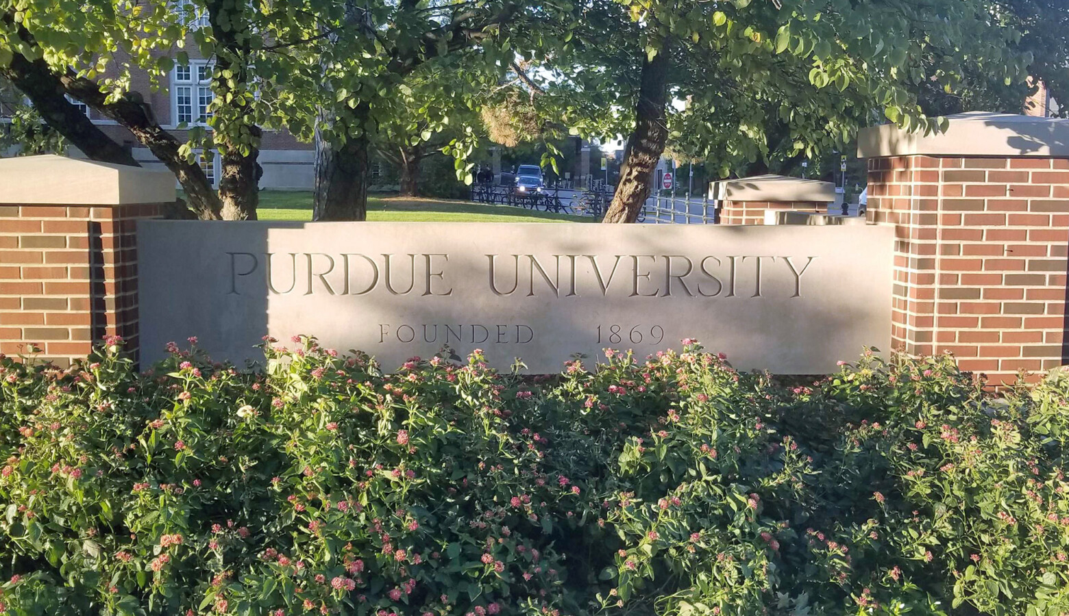 Purdue University is located in West Lafayette and is among the public universities with the highest graduation rates in Indiana. (Samantha Horton/IPB News)