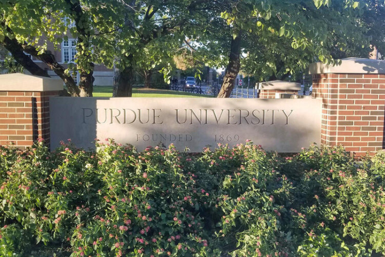 Purdue University announced on Twitter it would support the federal lawsuit challenging the new ICE policy. (Samantha Horton/IPB News)