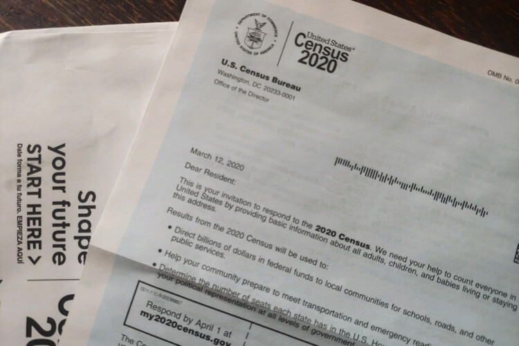 The U.S. Census Bureau will stop counting at the end of September, a month earlier than planned. That could threaten the accuracy of the census if many people go uncounted. (Sarah Neal-Estes/WFYI)