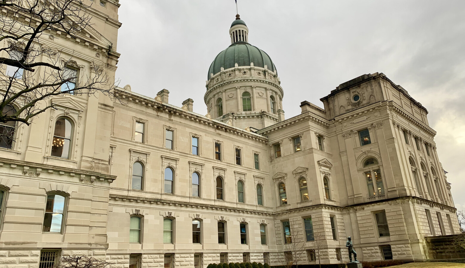Housing advocates say the state needs to invest significant resources into affordable housing solutions. (Brandon Smith/IPB News)