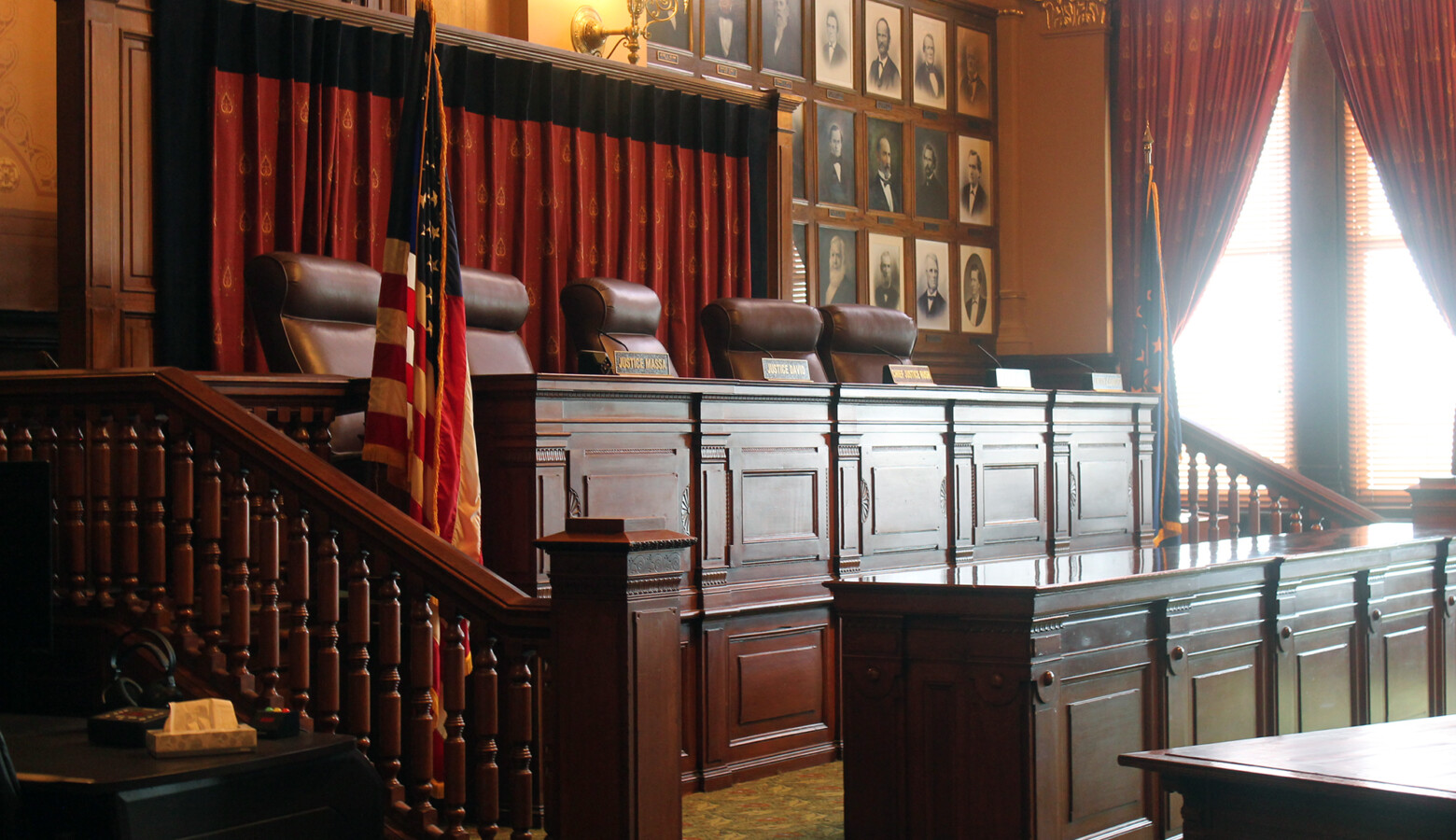 The Indiana Supreme Court decided the bar exam will be conducted via email; timed, but not proctored and open book. (Lauren Chapman/IPB News)