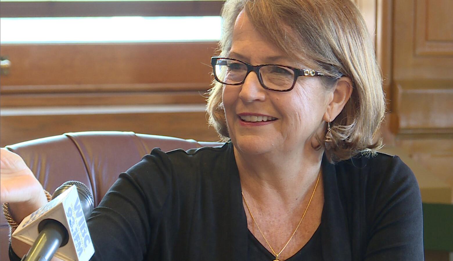 Indiana Supreme Court Chief Justice Loretta Rush (Lauren Chapman/IPB News)