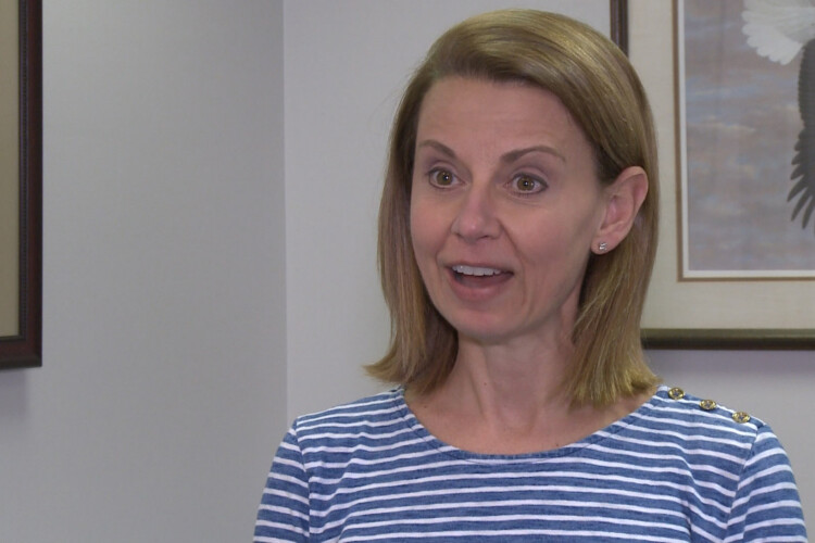 Brown County Schools Superintendent Laura Hammack said her corporation's application would change how they calculate instructional time, allowing schools to count instructional hours, not days. (Joe Hren/WTIU)