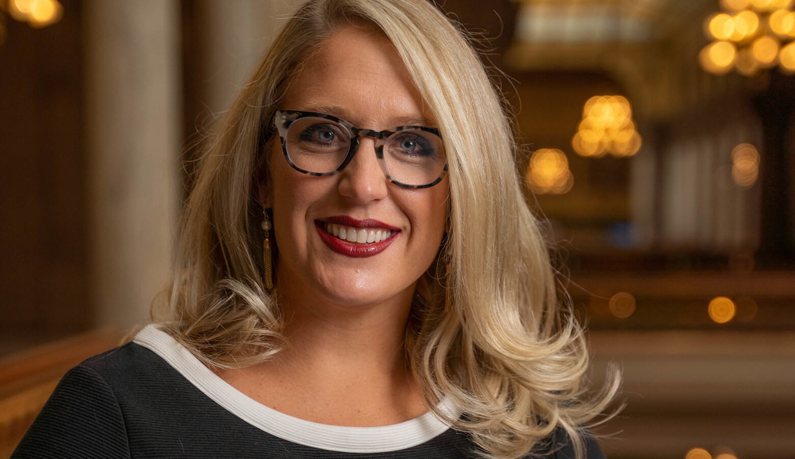 Gov. Eric Holcomb will appoint Katie Jenner as Indiana's first-ever appointed education secretary. (Courtesy of Governor Holcomb's office)